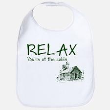 Relax Cabin Cottage Bib