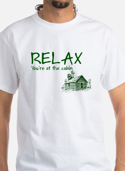 Relax Cabin Cottage Shirt
