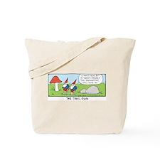 Endwarfins Tote Bag