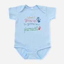 Kids Future Pharmacist Infant Bodysuit