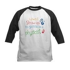Kids Future Physicist Tee