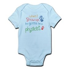 Kids Future Physicist Infant Bodysuit
