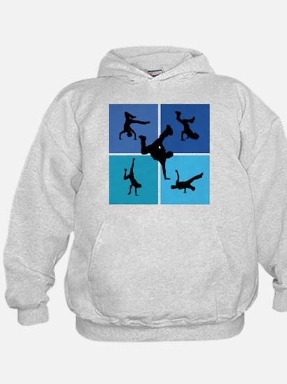 Nice various breakdancing Hoodie