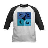 Break dance Baseball Jersey