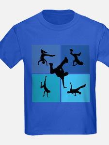Nice various breakdancing T
