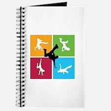 Nice various breakdancing Journal
