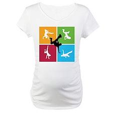 Nice various breakdancing Shirt