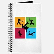 Nice various breakdancing Journal