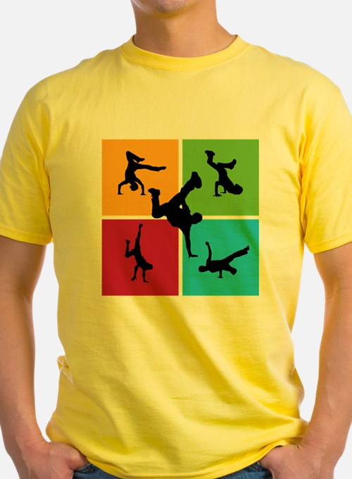 Nice various breakdancing T