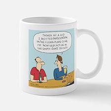 Cute Rhymes orange Mug