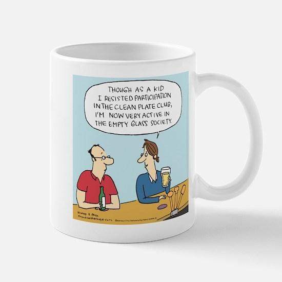 Cute Rhymes with orange comics Mug