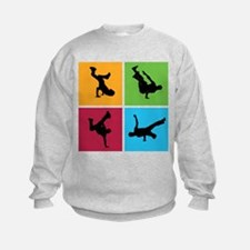 Nice various breakdancing Sweatshirt