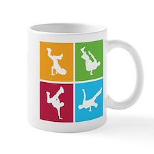 Nice various breakdancing Mug