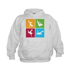 Nice various breakdancing Hoody