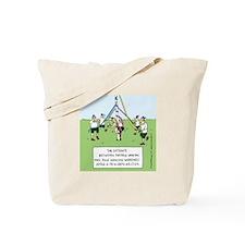 Maypole Dancing Tote Bag