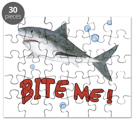 Shark - Bite Me Puzzle