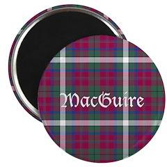 Tartan - MacGuire Magnet