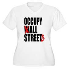 Occupy Graffiti Logo T-Shirt