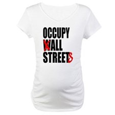 Occupy Graffiti Logo Shirt