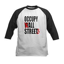 Occupy Graffiti Logo Tee