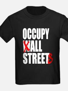 Occupy Graffiti Logo T