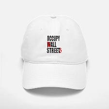 Occupy Graffiti Logo Baseball Baseball Cap