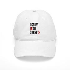 Occupy Graffiti Logo Baseball Cap