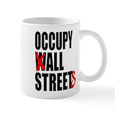 Occupy Graffiti Logo Mug