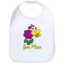 Bee Mine Bib