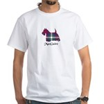 Terrier - MacGuire White T-Shirt