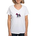 Terrier - MacGuire Women's V-Neck T-Shirt