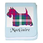 Terrier - MacGuire baby blanket