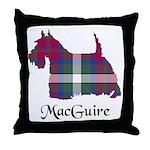 Terrier - MacGuire Throw Pillow