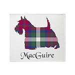 Terrier - MacGuire Throw Blanket