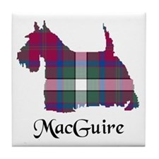 Terrier - MacGuire Tile Coaster