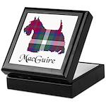 Terrier - MacGuire Keepsake Box