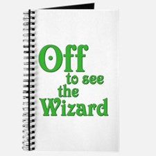 Off To See The Wizard The Wizard of Oz Journal