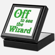 Off To See The Wizard The Wizard of Oz Keepsake Bo