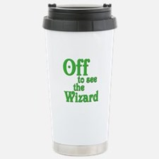 Off To See The Wizard The Wizard of Oz Stainless S