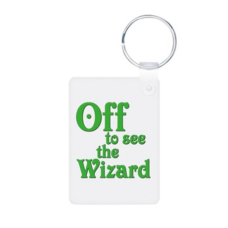 Off To See The Wizard The Wizard of Oz Aluminum Ph