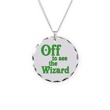 Off To See The Wizard The Wizard of Oz Necklace Ci