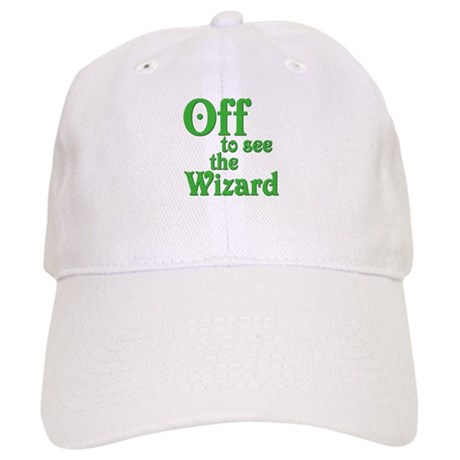 Off To See The Wizard The Wizard of Oz Cap