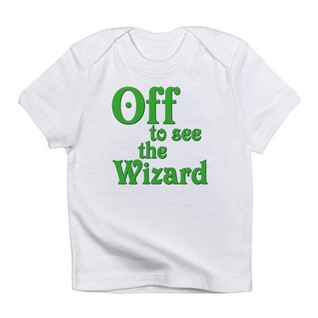 Off To See The Wizard The Wizard of Oz Infant T-Sh