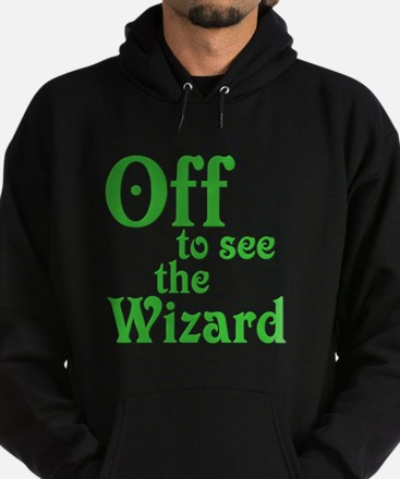 Off To See The Wizard The Wizard of Oz Hoodie