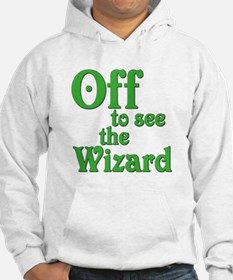 Off To See The Wizard The Wizard of Oz Hoodie Sweatshirt