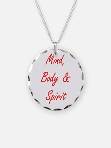 MIND, BODY & SPIRIT....... Necklace