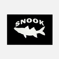 SIMPLY SNOOK Rectangle Magnet