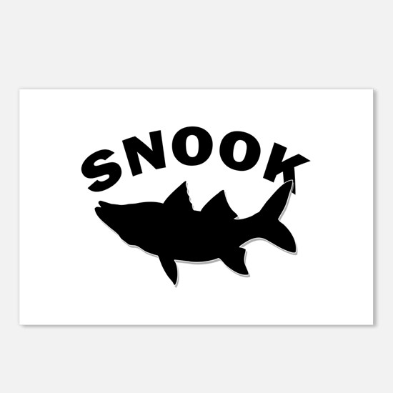 SIMPLY SNOOK Postcards (Package of 8)