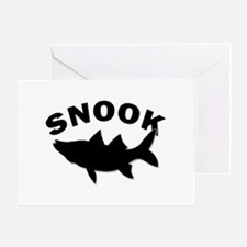 SIMPLY SNOOK Greeting Card