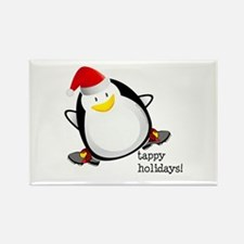 Tappy Holidays! by DanceShirts.com Rectangle Magne